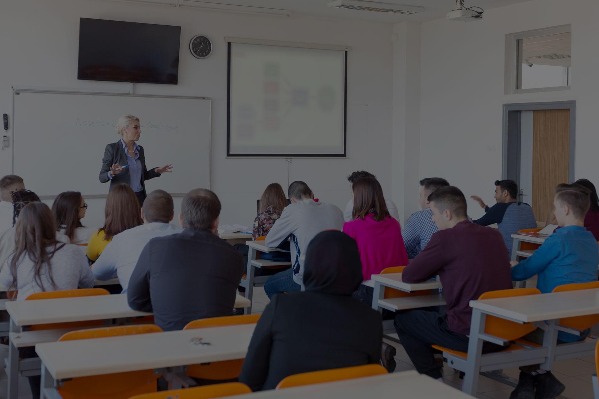 Formation requise pour etre professeur en cours a domicile